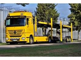 autotransporter vrachtwagen Mercedes Benz Actros 1846 L/NR 4x2  Megaspace 2007