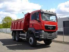 kipper vrachtwagen MAN TGS 40-430 - 6X6 USED KIPPER TRUCK BB-WW HEAVY DUTY 2013