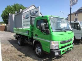 kipper vrachtwagen > 7.5 t FUSO Canter 7 C 15 Kipper 2020