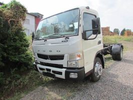 chassis cabine vrachtwagen FUSO Canter 7 C 18 Fahrgestell 2019