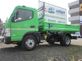 kipper vrachtwagen > 7.5 t Mitsubishi Fuso Canter 7 C 15 2020