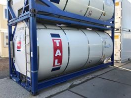 tankcontainer Winters Tankcontainer 20ft - 25.000 Liter 2011