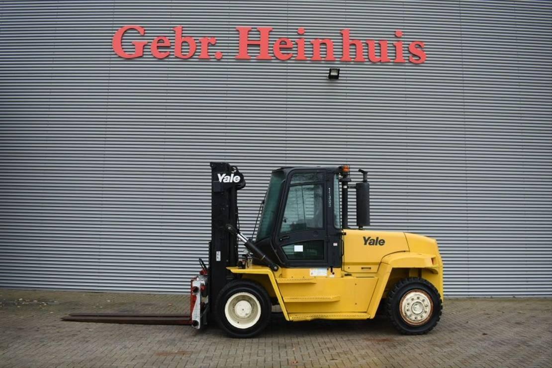 vorkheftruck Yale GDP 100 DB V 4080 Diesel 2006