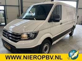 gesloten bestelwagen Volkswagen Crafter Nieuw Airco Navi automaat 2.0TDI 140pk L3H2 2019