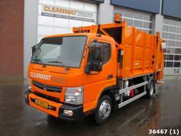 vuilniswagen vrachtwagen Fuso Canter 9C15 AMT 2016