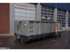 open top zeecontainer Container 22m3 2007