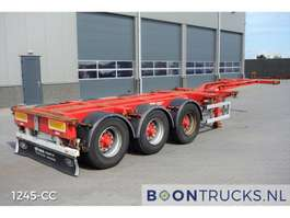 containersysteem oplegger HFR MULTICHASSIS * DISC BRAKES* 20-30-40-45ft HC 2008