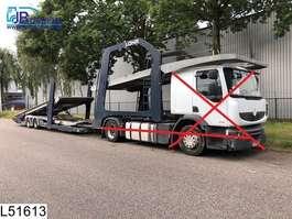 auto transporter aanhanger Lohr Middenas Lohr, Eurolohr, Car transporter, Combi 2008