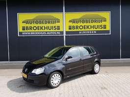 hatchback auto Volkswagen Polo 1.4 TDI Comfortline 2008