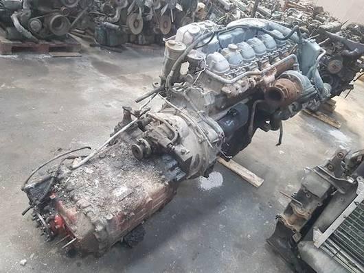 Motor vrachtwagen onderdeel MAN D2566MKF/280