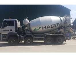 betonmixer vrachtwagen MAN Cifa mixer 10m3 2016