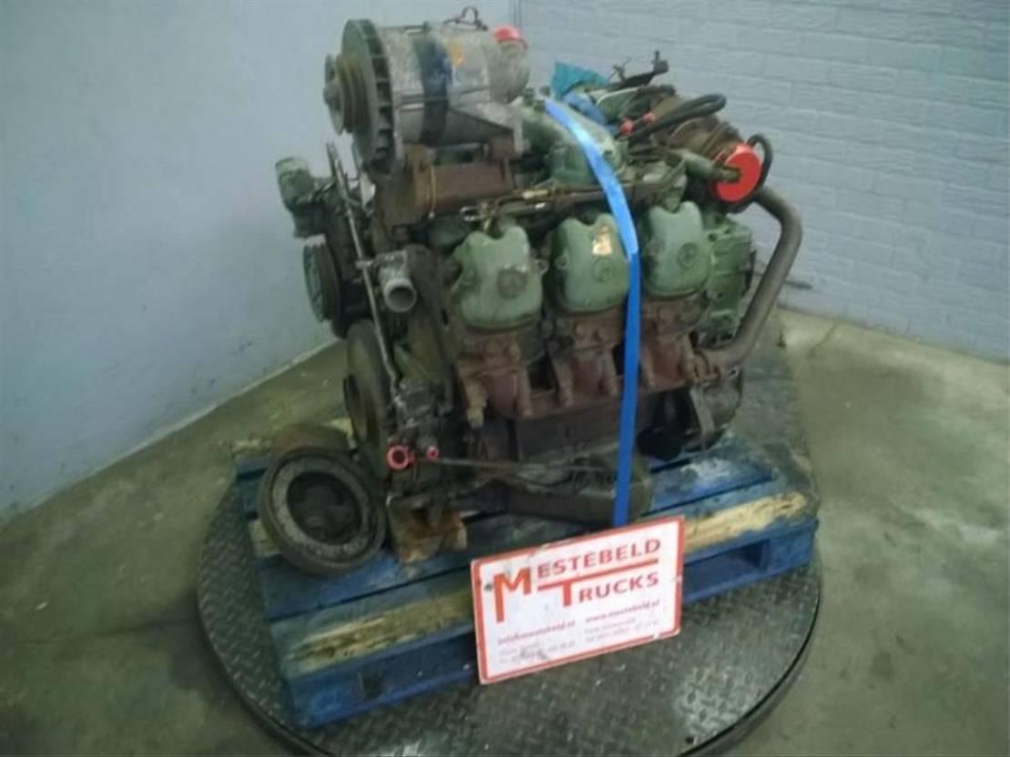 Motor vrachtwagen onderdeel Mercedes-Benz Motor OM 421 A