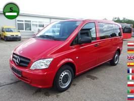 mpv auto Mercedes Benz Vito Kombi 113 CDI - KLIMA - Tempomat 2014