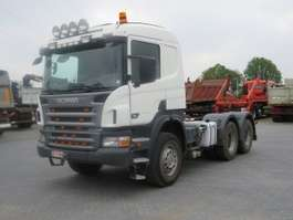 zware last trekker Scania P 420 6x4 Tractor unit 2006