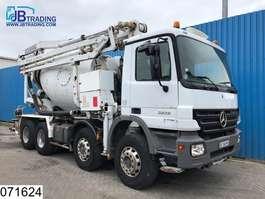 betonmixer vrachtwagen Mercedes Benz Actros 3241 8x4, Schwing 21 mtr, Pumi, Concrete mixer pump, 2 x Remote c... 2006