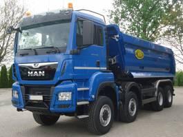 kipper vrachtwagen > 7.5 t MAN TGS 41.460 8x8 EURO6 Muldenkipper TOP! NEU!