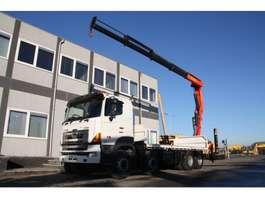 kraanwagen Hino 700FY crane 2008