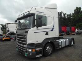 standaard trekker Scania R450 LOWDECK, EURO 6, RETARDER, TOP 2013
