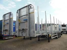 houttransport aanhanger Zaslaw D-651A HOLZTRANSPORTER 2020