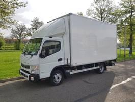 bakwagen bedrijfswagen < 7.5 t Fuso CANTER 2019