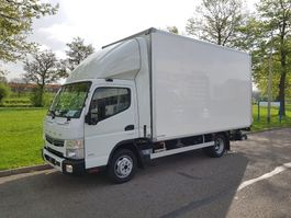 bakwagen vrachtwagen FUSO CANTER 2021