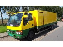 overige vrachtwagens Isuzu verkoopwagen NQR70RL 2001