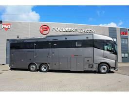 paardenvrachtwagen Volvo FH 540 XL 2020