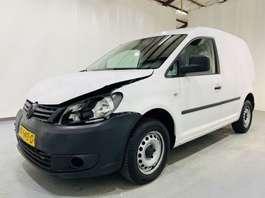 gesloten bestelwagen Volkswagen caddy 1.6 TDI Airco 2013