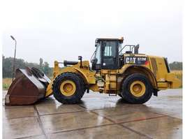 wiellader Caterpillar 972M XE Dutch machine 2015