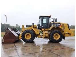wiellader Caterpillar 972M XE Dutch machine 2015