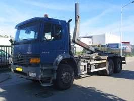 containersysteem vrachtwagen Mercedes Benz 2628 6 X 4 !! MANUAL + STEEL !! 2000