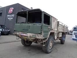 leger vrachtwagen MAN KAT 4x4 9580 km 1981