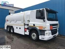 tankwagen vrachtwagen DAF 85 CF 460 Fuel tank, 6x2,  21050 liter, Liquid meter, 4 compartments,  E... 2011