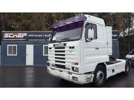 standaard trekker Scania 143-420 - Retarder - Top Truck 1995