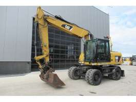 wielgraafmachine Caterpillar M316D 2011