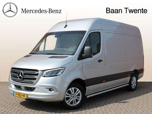 gesloten bestelwagen Mercedes Benz Sprinter 316 CDI L2H2 RWD Full option 2019