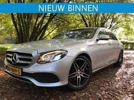 sedan auto Mercedes Benz E 220D 194 PK  GARANTIE PRIJS EX BPM  / EX BTW 2016