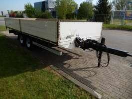 platte aanhanger vrachtwagen Lansing Vreden ULG-8000 2 As Wipkar Open, 68-WP-PP 2000