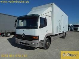 bakwagen vrachtwagen > 7.5 t Mercedes Benz ATEGO 1223 2000