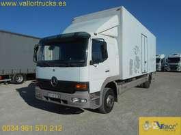bakwagen vrachtwagen Mercedes Benz ATEGO 1223 2000