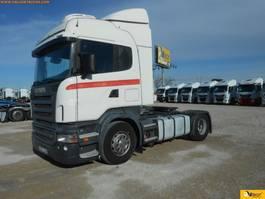 standaard trekker Scania R420 2005