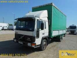 bakwagen vrachtwagen Volvo FL6 12 1996