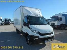 gesloten bestelwagen Iveco 35C15 Daily 2015