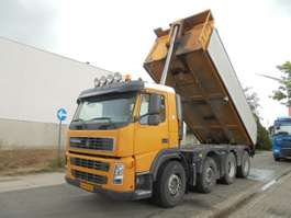 kipper vrachtwagen Terberg FM1850 WDG 2008