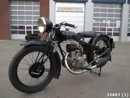 motorfiets Fn M70 M70 350CC 1929