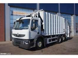 vuilniswagen vrachtwagen Renault Premium 310 DXI Euro 5 2010