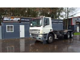kipper vrachtwagen DAF CF360 - 6x4 - Manual - Retarder 2004