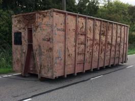 overige containers - Container 40m3 container bak containerbak 40 kuub