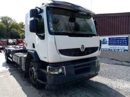 containersysteem vrachtwagen Renault LANDER 410 DXI HAAKSYSTEEM 2009