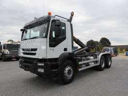 containersysteem vrachtwagen Iveco 260 T 41 6x4  Euro 5 2009
